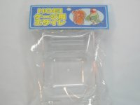 ■HOEI ケージ用エサ入れ35クリアカップ
